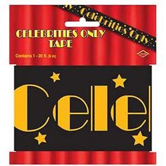 Celebrities Only Tape - Each