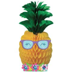 Tropical Pineapple Centrepiece