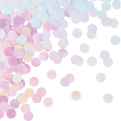 Iridescent Circles Scatter (14grams)