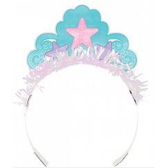Mermaid Shine Tiaras - pk8