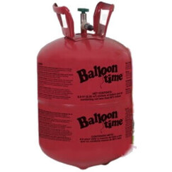 Standard Disposable Helium Tank