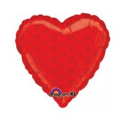 Red Heart Balloon
