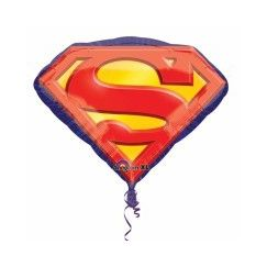 Superman Shield Balloon (66cm)
