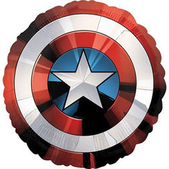 Avengers Captain America Shield Balloon
